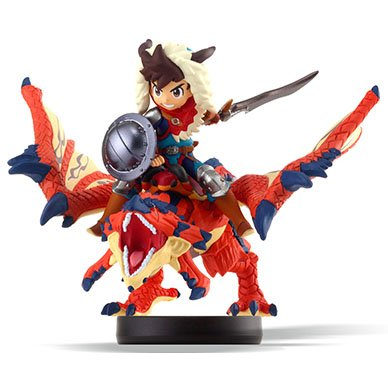 Amiibo monster hunter stories series figure oneeyed rathalos ri 479111 1