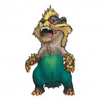 Mh3u serie chibi arzuros by 9be d5xfwp3