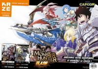 Monster hunter flash 3et4 sept