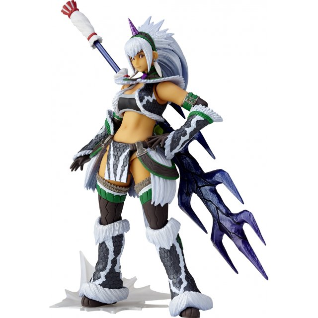 Vulcanlog 021 monhunrevo hunter female swordsman kirin u series 515285 1